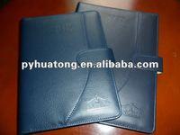 fashion leather cover organizer agenda
