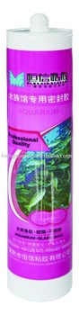 Fast Curing Silicone Sealant for Aquarium