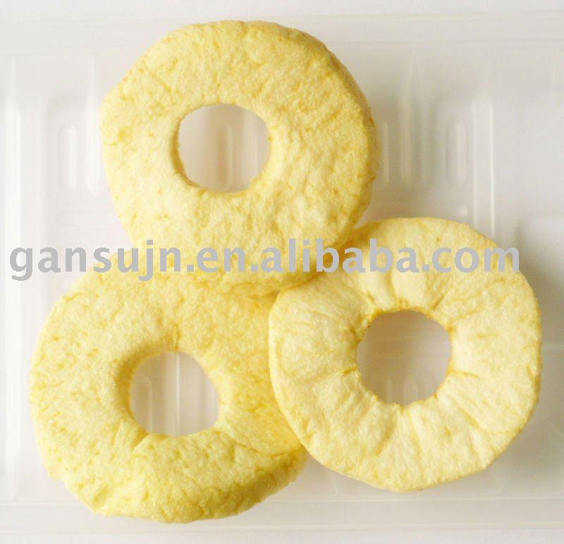 apple rings sliced apple crispy chips fruit circle