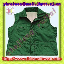 casual warm vest/cotton vest