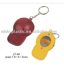 Plastic cup bottle Opener