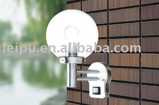 illuminazione esterna della parete della sfera-Lampada da parete esterna-Id p...
