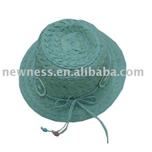 Fashion chirdren's straw hat for summer
