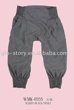 Glo-story 2013 slim baggy cargo pants women cotton pants