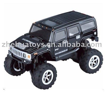 1:60 4CH Hummer RC Car