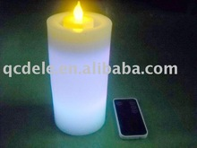 Scrented Wax&Remote Control Candle