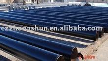 3PE pipe/2PE COATED FLUID TUBE /ASTM API DIN /OIL GAS