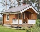 prefabricate wooden house /Chalet