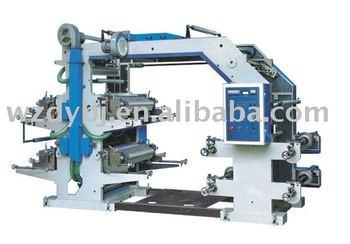 YT4600 4800 41000 41200 multic Colors Flexo Printing Machine