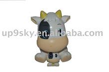 PVC Toy_Milk Cow