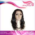 100% remy del pelo humano peluca delantera del cordón, peluca del partido en alta densidad