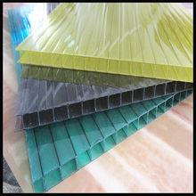 Sabic/Bayer polycarbonate sheet high light transmission ten years guarantee 6mm