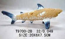 The latest of souvenir gifts resin dolphin