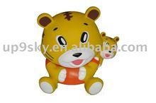 PVC Toy-Cartoon Tiger