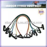 Exercise tube training set