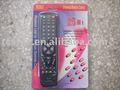Urc22b controle remoto universal, para a tv, sáb, aux, dvd... Novo e mais barato