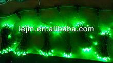 Low voltage DC24V LED curtain light/christmas led curtain light/curtain light