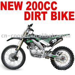 200cc DIRT BIKE--FULL SIZE