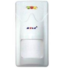 infrared + microwave + energy analysis tri-tech alarm (detect range 20m)