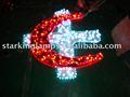 las luces de navidad decoraciones