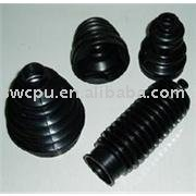 Custom high quality auto rubber components