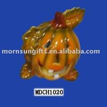 Halloween porcelain pumpkin crafts