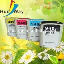 High performance to price ratio 940XL bk/c/m/y ink cartridge