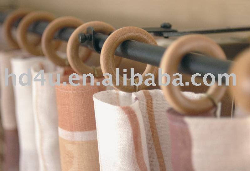 gros en bois anneaux de rideau rideau o anneau p 244 les de rideau voies accessoires id du