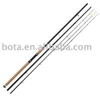 Carbon feeder rod