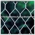 electric galvanized diamond wire netting