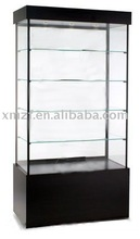 Watch Glass Display showcase /display rack/cabinet