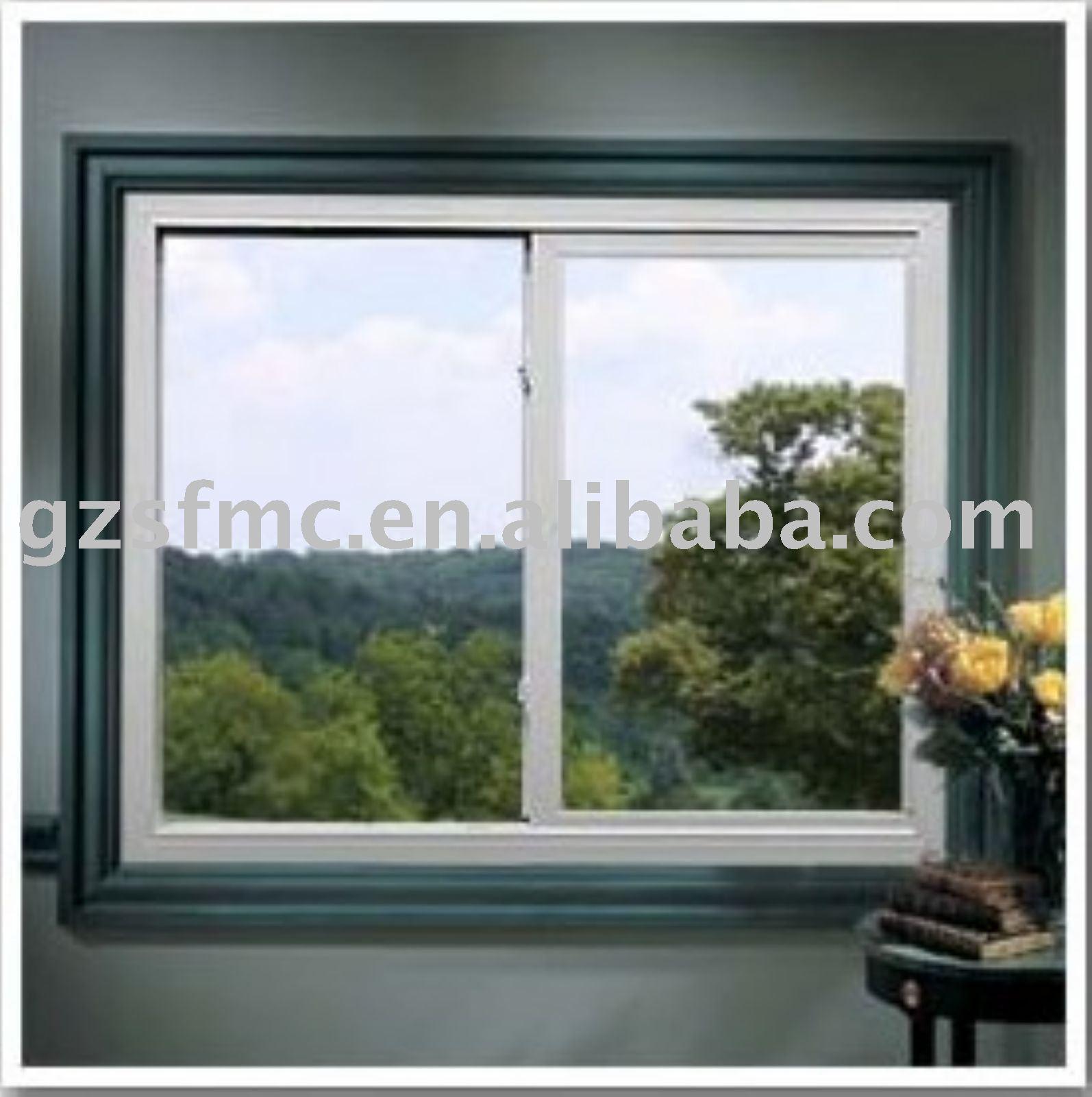 Aluminum window old aluminum window repair for Aluminium window installation
