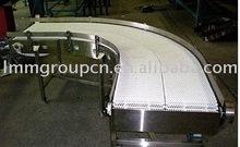 plastic mesh stainless steel conveyor