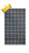 270W mono solar panel with highest efficieny in Chinese Factory