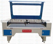 GS 1680 embroidery/applique laser cutting and engraving machine