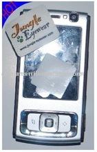 silicon mobile phone sticker