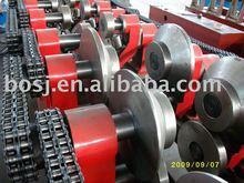 C&Z shape purlins machine line,C&Z exchange roll forming machine