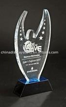 handmade Acrylic trophy/Awards/craft gift