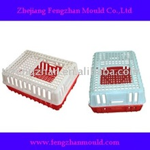 Plastic injection box for small animals