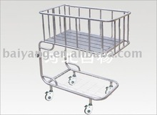 A-153 stainless steel baby crib/ baby carriage