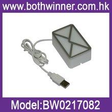 USB Mail Notifier (POP3 Mail, Skype, MSN Messenger)