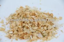 Dehydrated onion flake