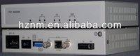 E1 optical fiber modem