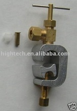 Self-Piercing Valve, Feed Water Adapter for Copper Pipe