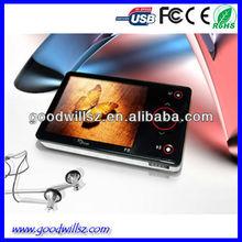 FM68 Car Bluetooth MP4 player(Bluetooth is Optional)