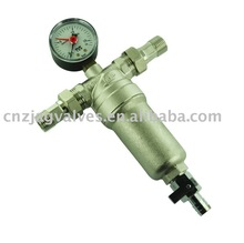 JD-4240 brass strainer valve