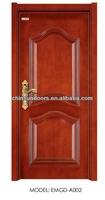 factory manufacturer China flat solid wood door interior