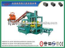 QTY4-20 Type Block Machine,small industrial brick making machine,hollow brick machinery