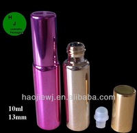 coating Roll-on bottle with cap