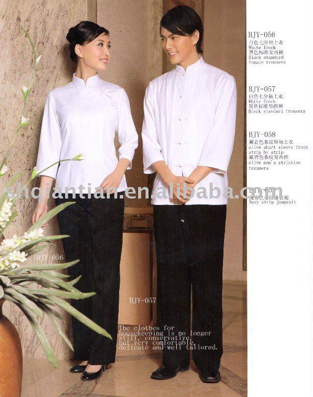 Spa Uniform Design